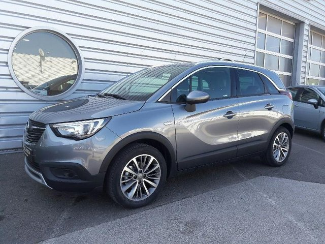 opel crossland x occasion 1 2 turbo 130ch innovation metz hes5 vd0035vc2z. Black Bedroom Furniture Sets. Home Design Ideas