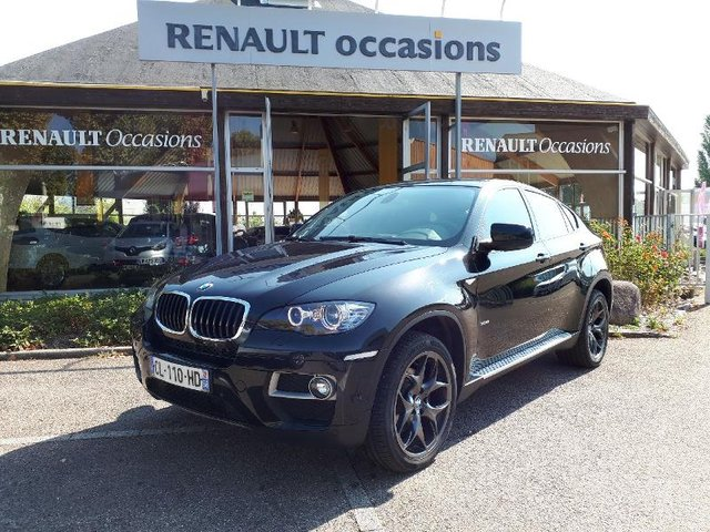bmw x6 en occasion achat occasions bmw x6 automobiledoccasion. Black Bedroom Furniture Sets. Home Design Ideas