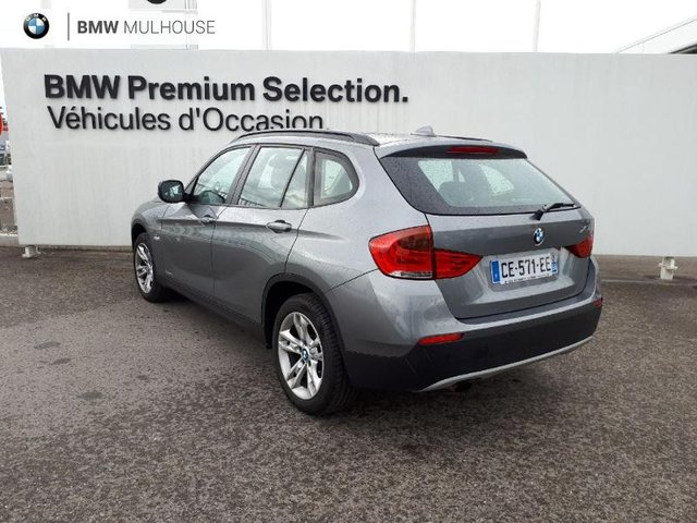 bmw x1 occasion xdrive20d 184ch lounge mulhouse bm68c2 6329. Black Bedroom Furniture Sets. Home Design Ideas