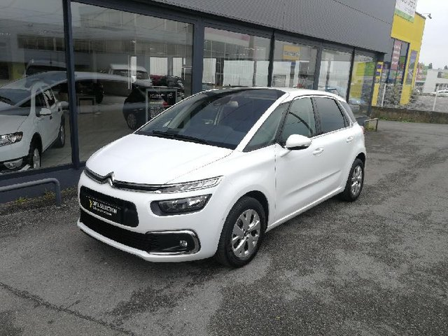voiture occasion citroen c4 picasso charleville peugeot charleville. Black Bedroom Furniture Sets. Home Design Ideas