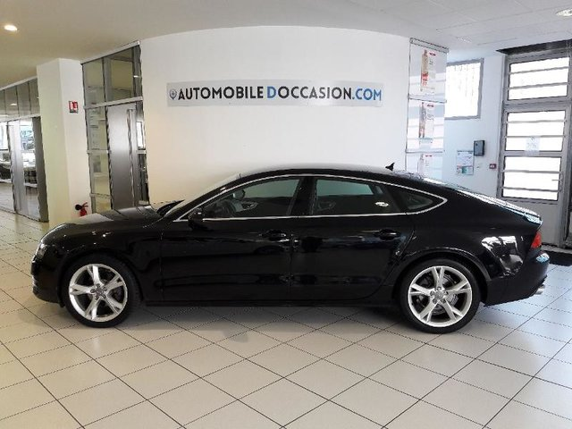 audi a7 sportback 3 0 v6 tdi 204ch ambition luxe multitronic occasion hes8 805172. Black Bedroom Furniture Sets. Home Design Ideas