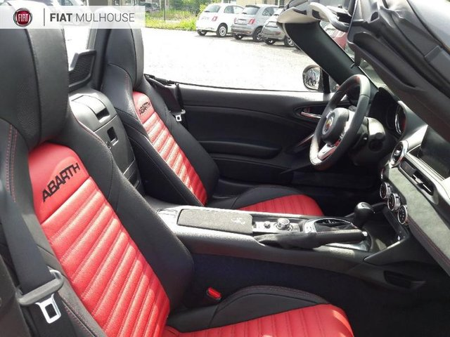 abarth 124 spider occasion 1 4 multiair 170ch bva6 mulhouse hes2 vdew137ef. Black Bedroom Furniture Sets. Home Design Ideas