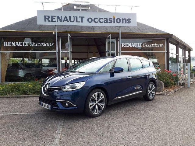 voiture occasion renault grand scenic dijon opel dijon. Black Bedroom Furniture Sets. Home Design Ideas