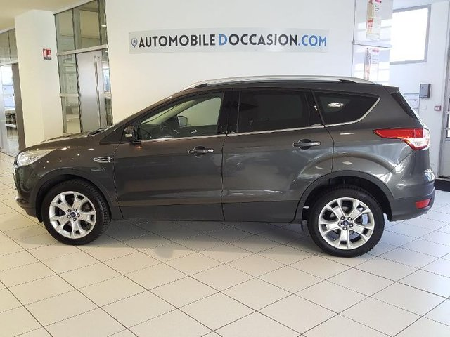 ford kuga occasion 2 0 tdci 150ch titanium 4x4 powershift metz hes8 805174. Black Bedroom Furniture Sets. Home Design Ideas