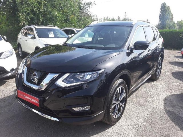 nissan x trail occasion 1 6 dci 130ch n connecta xtronic. Black Bedroom Furniture Sets. Home Design Ideas
