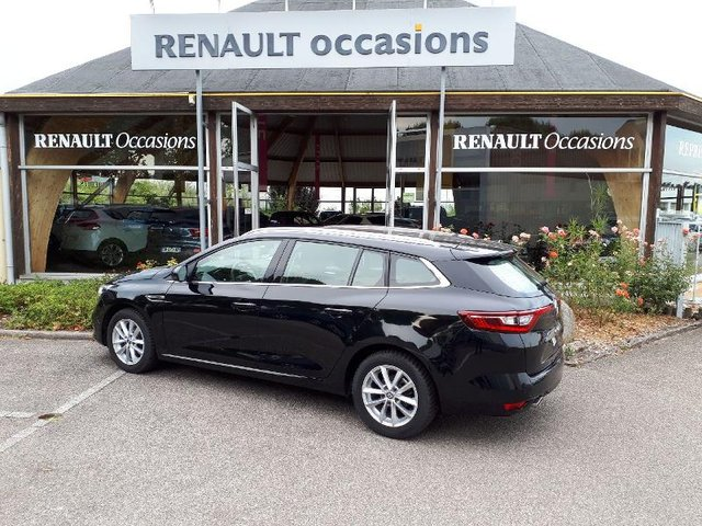 renault megane estate occasion 1 5 dci 110ch intens edc metz re68c2 180811. Black Bedroom Furniture Sets. Home Design Ideas