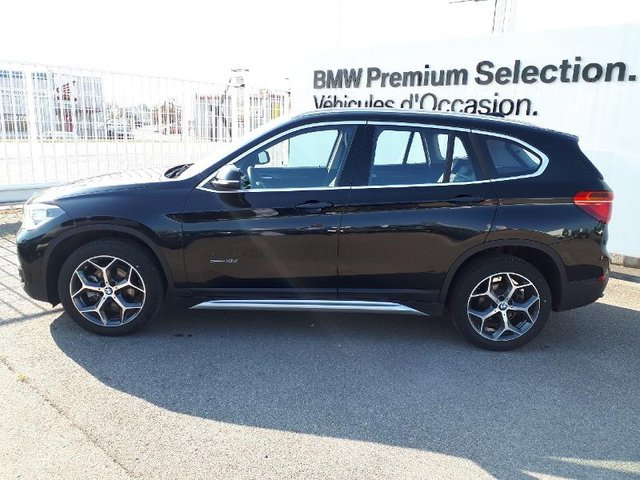 bmw x1 occasion sdrive18d 150ch xline besancon bm68c2 6243. Black Bedroom Furniture Sets. Home Design Ideas