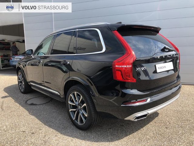 volvo xc90 occasion d5 adblue awd 235ch inscription luxe. Black Bedroom Furniture Sets. Home Design Ideas