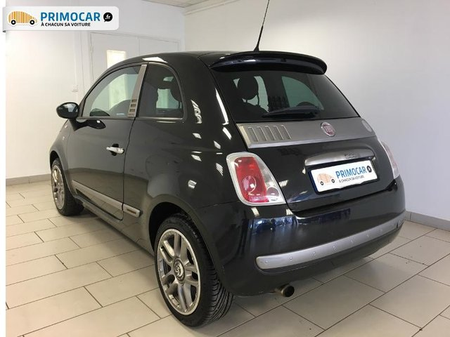fiat 500 1 3 multijet 16v 75ch dpf by diesel occasion pas cher primocar. Black Bedroom Furniture Sets. Home Design Ideas