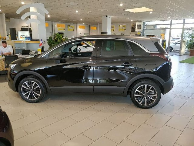 opel crossland x occasion 1 6 d 99ch ecotec innovation metz hes5 vd0074ty02. Black Bedroom Furniture Sets. Home Design Ideas