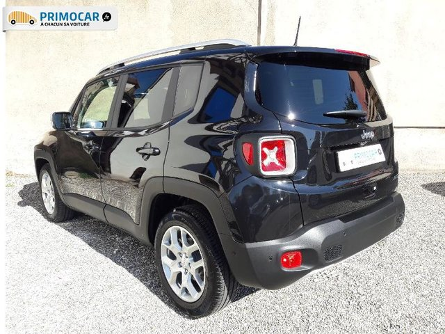 jeep renegade  multijet ch limited occasion pas cher