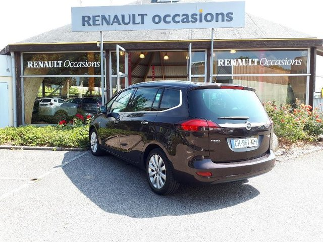opel zafira tourer occasion 2 0 cdti 130ch cosmo pack 7 pl metz re68c2 180823. Black Bedroom Furniture Sets. Home Design Ideas