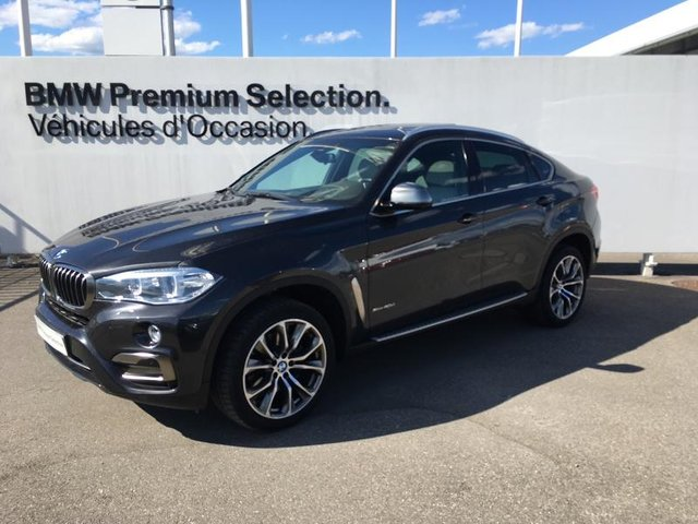 bmw x6 en occasion achat occasions bmw x6. Black Bedroom Furniture Sets. Home Design Ideas