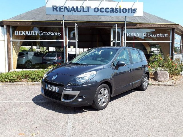 voiture occasion renault scenic metz toyota metz. Black Bedroom Furniture Sets. Home Design Ideas