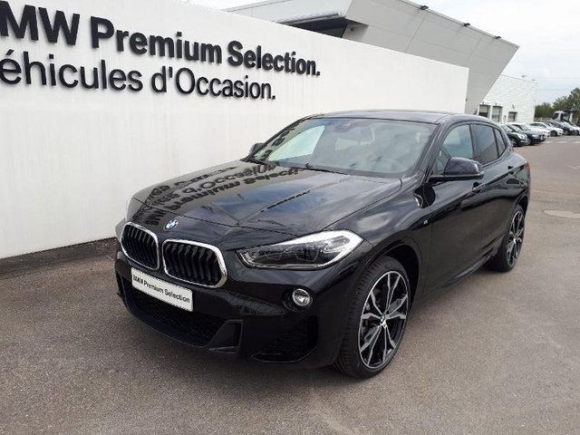 bmw x2 en occasion achat occasions bmw x2 automobiledoccasion. Black Bedroom Furniture Sets. Home Design Ideas