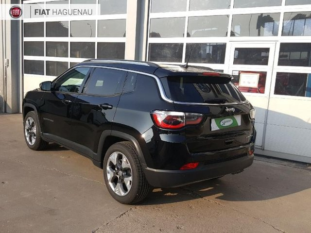 jeep compass occasion 1 6 multijet ii 120ch limited 4x2 s lestat he25 vd508992. Black Bedroom Furniture Sets. Home Design Ideas