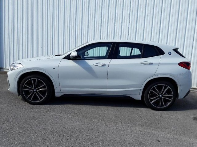 bmw x2 occasion sdrive18da 150ch m sport dijon he17 17707. Black Bedroom Furniture Sets. Home Design Ideas