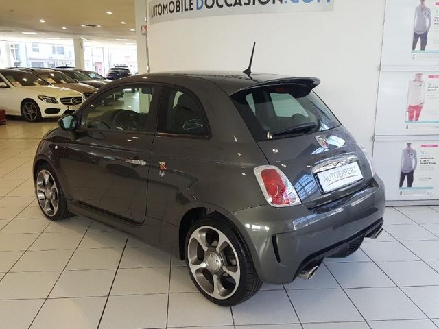 voiture abarth 500 occasion 1 4 turbo t jet 140ch 595 hes8 805967 strasbourg. Black Bedroom Furniture Sets. Home Design Ideas