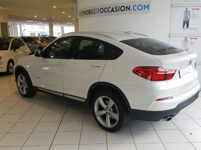 bmw x4 occasion xdrive20da 190ch xline thionville hes8 805961. Black Bedroom Furniture Sets. Home Design Ideas
