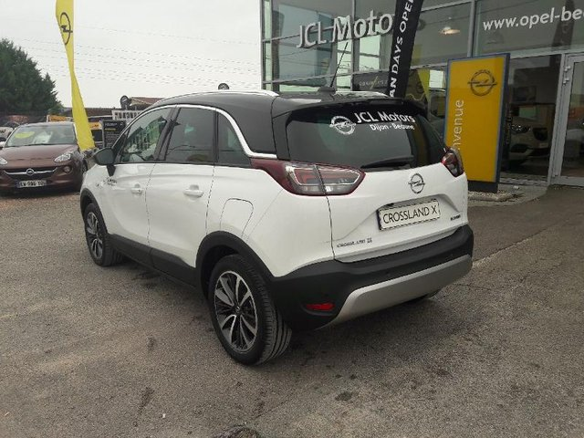 opel crossland x occasion 1 2 turbo 110ch design edition euro 6d t colmar pl21c1 vd0049vvvz. Black Bedroom Furniture Sets. Home Design Ideas