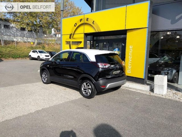opel crossland x occasion 1 6 d 99ch ecotec business edition besancon he22 6555. Black Bedroom Furniture Sets. Home Design Ideas