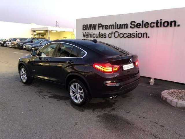 bmw x4 occasion xdrive30da 258ch lounge plus mulhouse. Black Bedroom Furniture Sets. Home Design Ideas