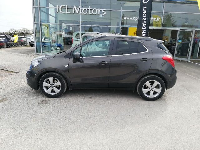 opel mokka 1 4 turbo 140ch cosmo start stop 4x2 occasion. Black Bedroom Furniture Sets. Home Design Ideas