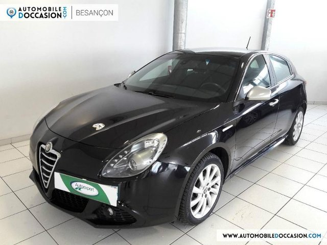 voiture occasion alfa romeo giulietta charleville peugeot charleville. Black Bedroom Furniture Sets. Home Design Ideas