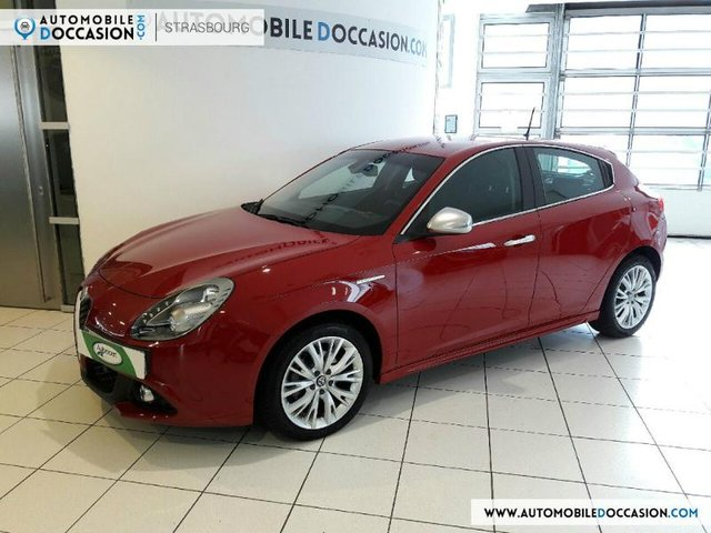 alfa romeo giulietta occasion 1 6 jtdm 120ch super stop start tct nancy hes8 vd426004. Black Bedroom Furniture Sets. Home Design Ideas