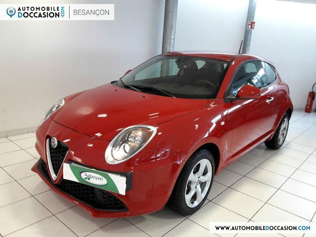 alfa romeo mito occasion 1 4 mpi 78ch 1er main s lestat he18 87825. Black Bedroom Furniture Sets. Home Design Ideas