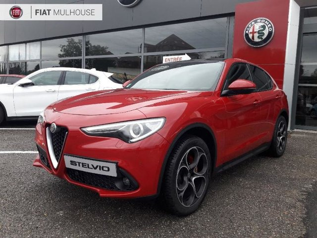 alfa romeo stelvio occasion 2 2 diesel 210ch turismo q4 at8 my19 metz hes2 vdfb825dj. Black Bedroom Furniture Sets. Home Design Ideas