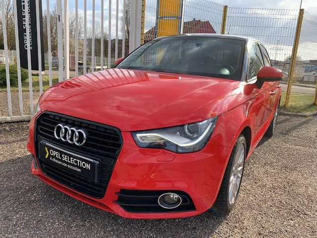 Voiture Occasion Audi A1 Sportback Thionville Opel Thionville