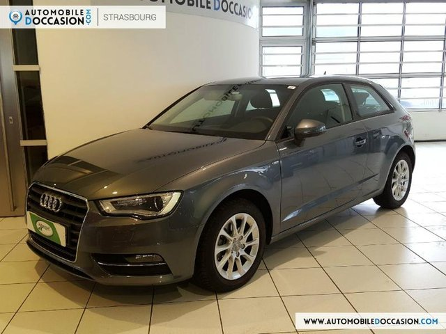 audi a3 occasion 2 0 tdi 150ch attraction gps s tronic 6 nancy hes8 803643. Black Bedroom Furniture Sets. Home Design Ideas