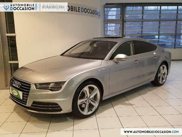 audi a7 sportback occasion 3 0 v6 tdi 272ch avus quattro s tronic 7 nancy hes8 804426. Black Bedroom Furniture Sets. Home Design Ideas