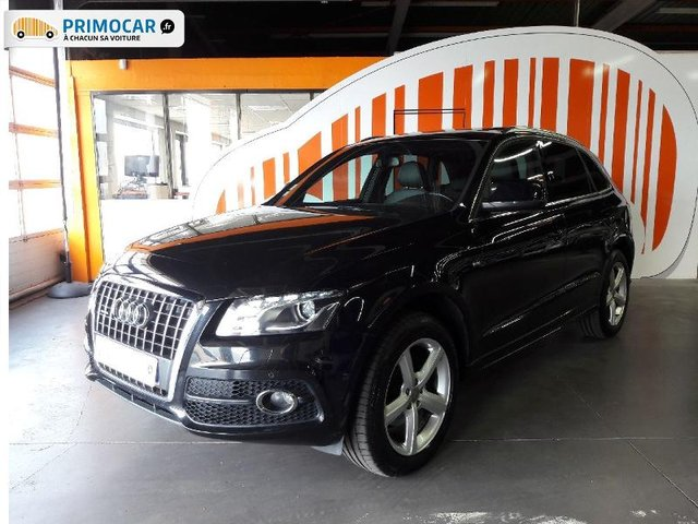 audi q5 en occasion achat occasions audi q5 automobiledoccasion. Black Bedroom Furniture Sets. Home Design Ideas