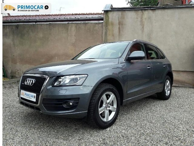 audi q5 3 0 v6 tdi 245ch avus quattro s tronic 7 occasion pas cher primocar. Black Bedroom Furniture Sets. Home Design Ideas