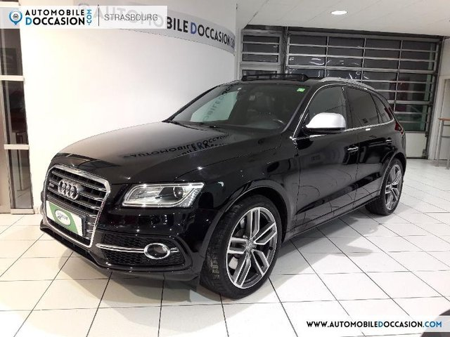 audi sq5 occasion 3 0 v6 bitdi 313ch quattro tiptronic. Black Bedroom Furniture Sets. Home Design Ideas
