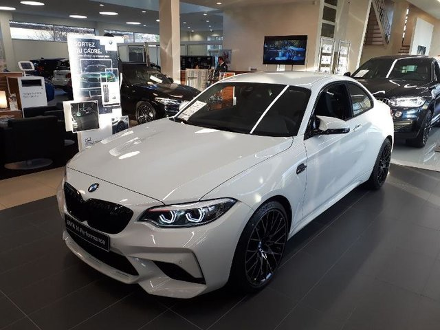 voiture occasion bmw m2 coupe automobiledoccasion. Black Bedroom Furniture Sets. Home Design Ideas