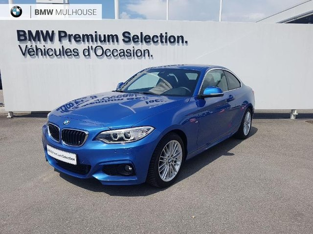 bmw serie 2 coupe en occasion achat occasions bmw serie 2 coupe automobiledoccasion. Black Bedroom Furniture Sets. Home Design Ideas