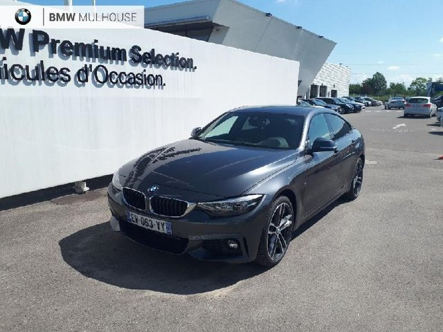 voiture occasion bmw serie 4 gran coupe besancon fiat besancon. Black Bedroom Furniture Sets. Home Design Ideas