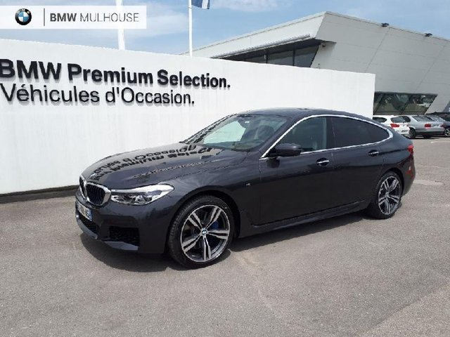voiture occasion bmw serie 6 gran turismo besancon toyota besancon. Black Bedroom Furniture Sets. Home Design Ideas