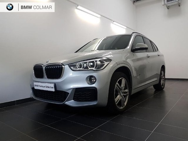 bmw x1 occasion sdrive18da 150ch m sport colmar bm68c1 vo18220. Black Bedroom Furniture Sets. Home Design Ideas