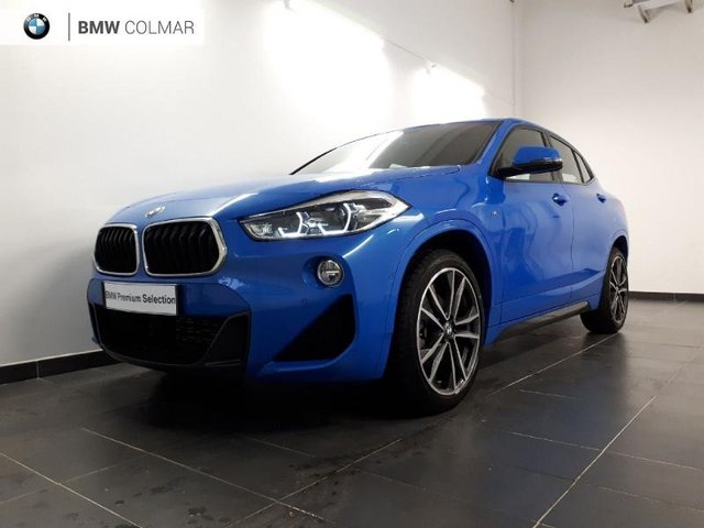 voiture occasion bmw x2 besancon toyota besancon. Black Bedroom Furniture Sets. Home Design Ideas