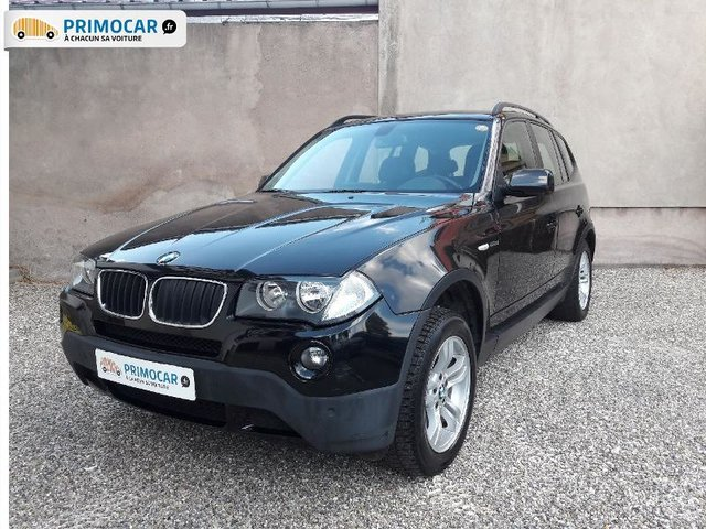bmw x3 177ch luxe. Black Bedroom Furniture Sets. Home Design Ideas