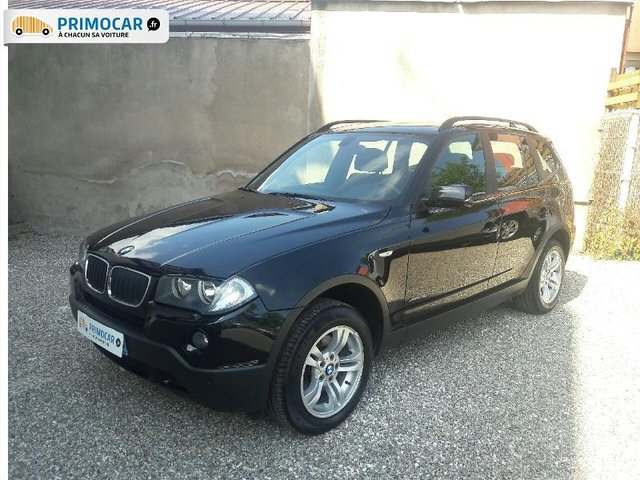 bmw x3 occasion pas cher voiture pas ch re primocar. Black Bedroom Furniture Sets. Home Design Ideas