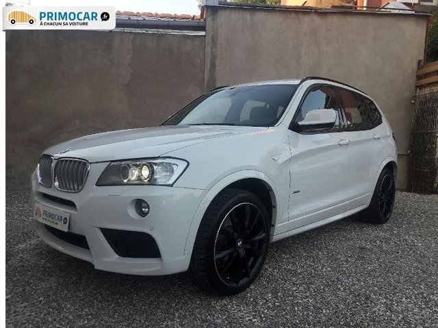 bmw x3 xdrive35da 313ch sport design occasion pas cher primocar. Black Bedroom Furniture Sets. Home Design Ideas