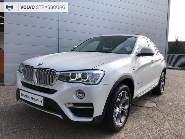 bmw x4 en occasion achat occasions bmw x4 automobiledoccasion. Black Bedroom Furniture Sets. Home Design Ideas