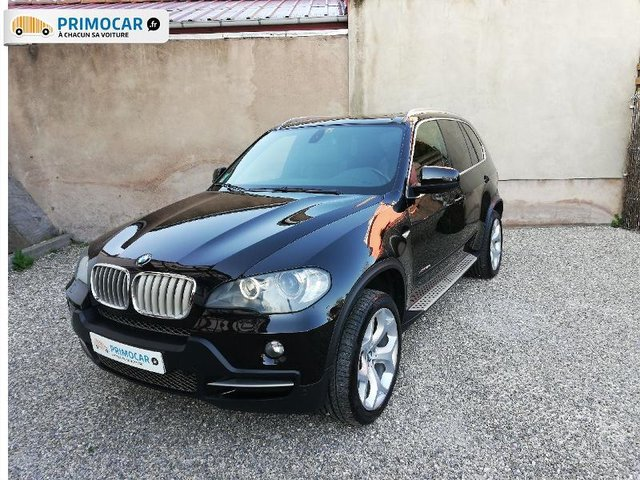 bmw x5 286ch exclusive occasion pas cher primocar. Black Bedroom Furniture Sets. Home Design Ideas