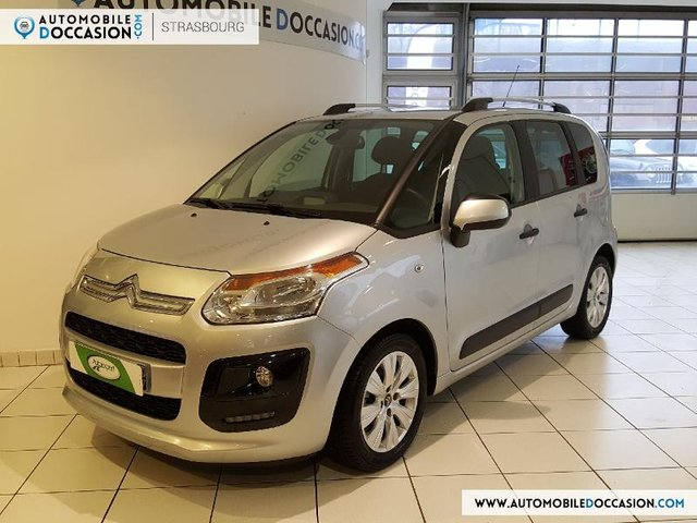 citroen c3 picasso occasion 1 6 hdi90 millenium. Black Bedroom Furniture Sets. Home Design Ideas