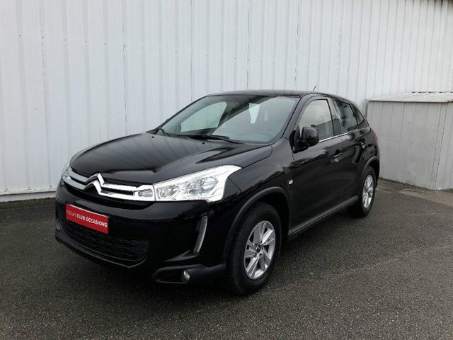 voiture occasion citroen c4 aircross besancon toyota besancon. Black Bedroom Furniture Sets. Home Design Ideas